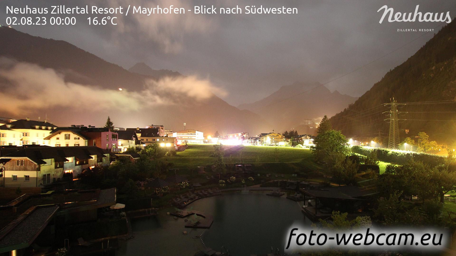 Mayrhofen Mon. 00:33