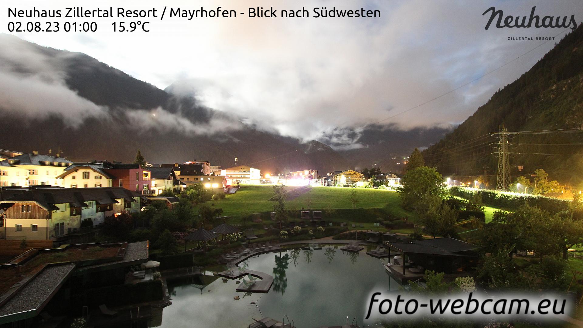 Mayrhofen Mon. 01:33