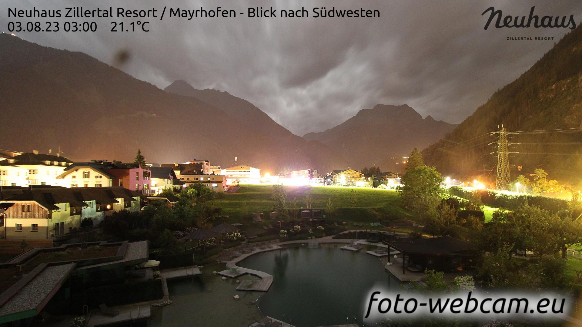 Mayrhofen Mon. 03:33