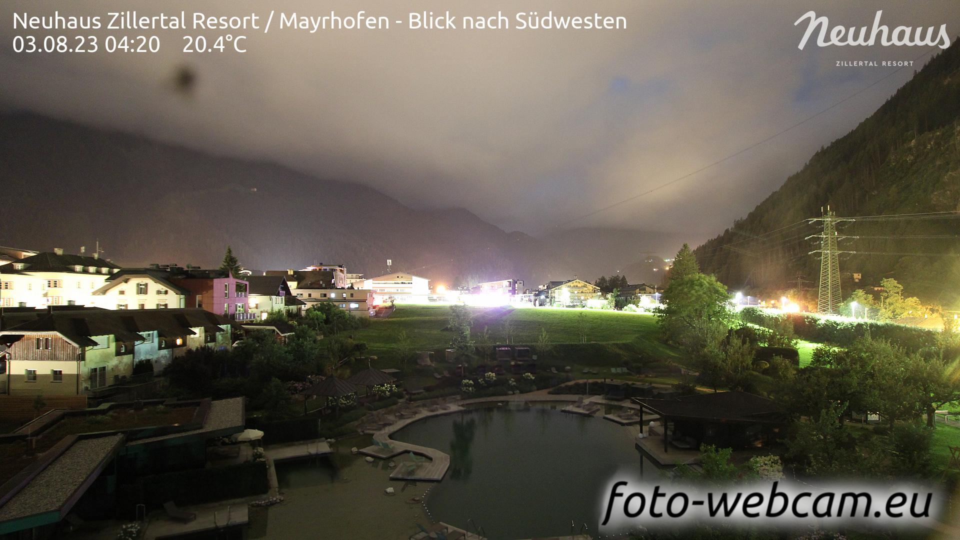 Mayrhofen Mon. 04:33