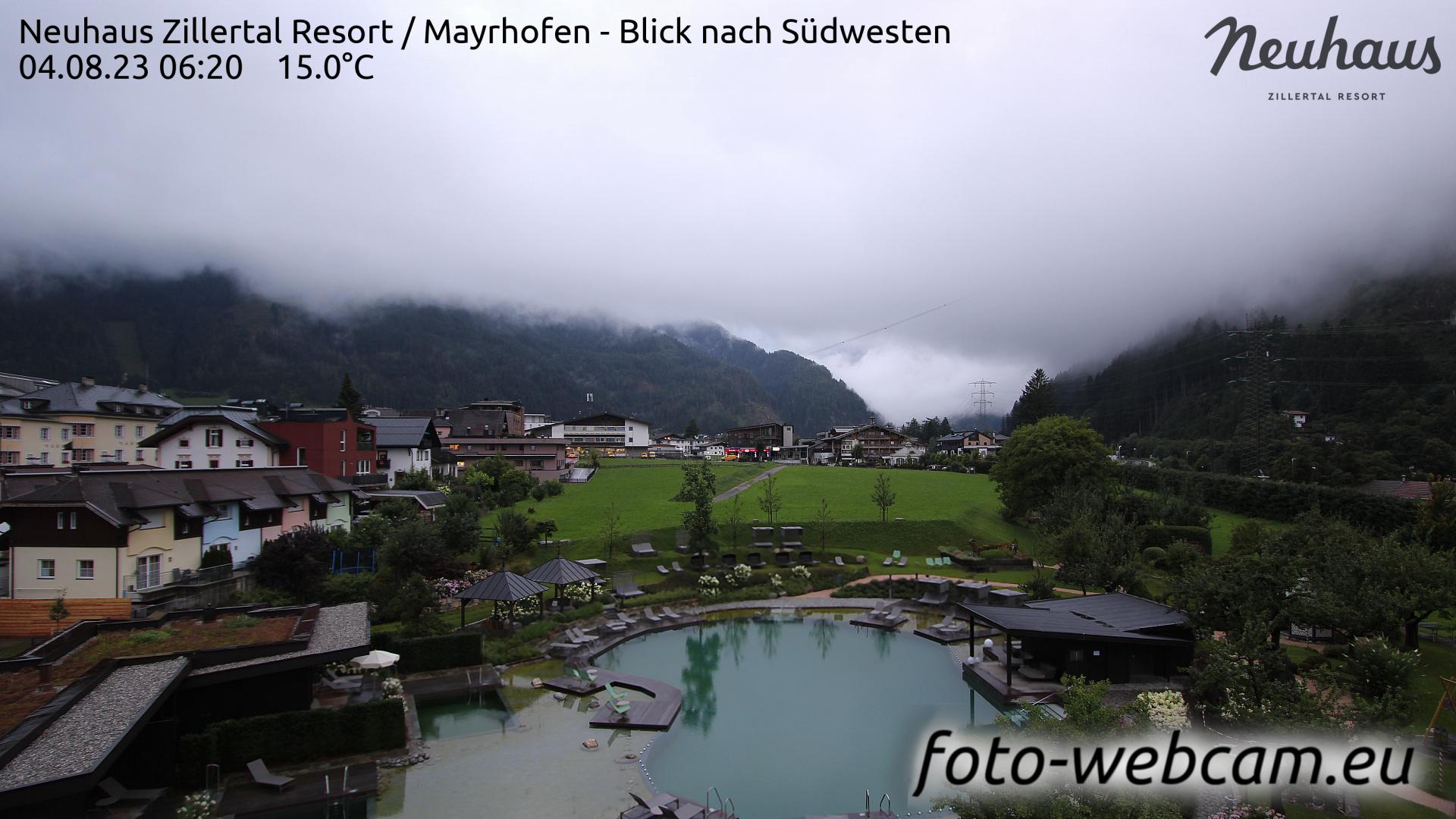 Mayrhofen Mon. 06:33