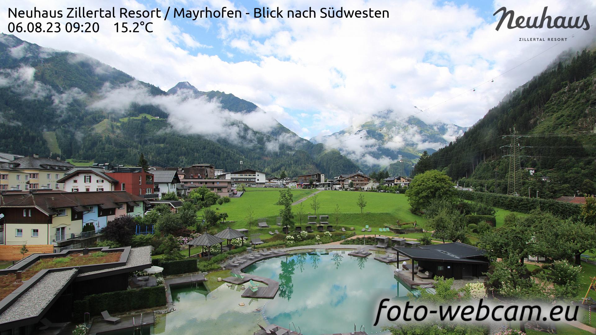 Mayrhofen Mon. 09:33