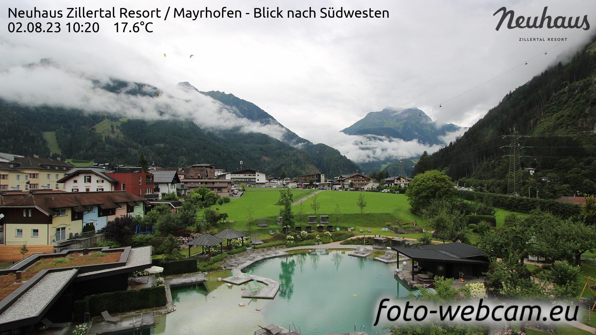 Mayrhofen Mon. 10:33