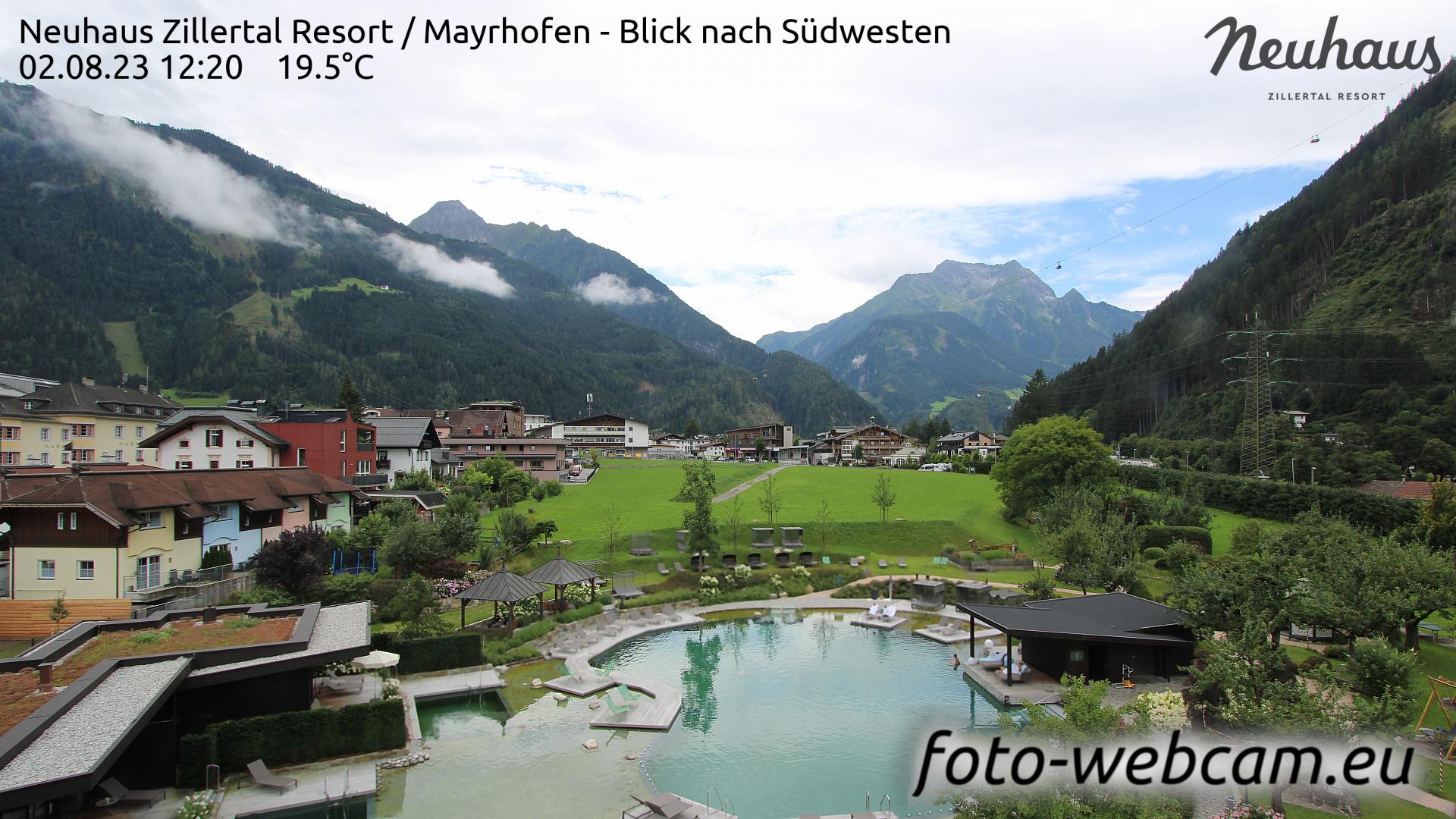 Mayrhofen Sun. 12:33
