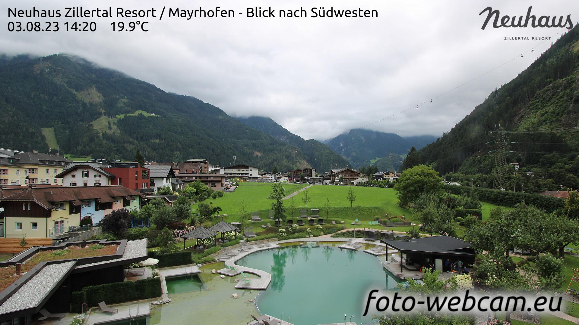Mayrhofen Sun. 14:33