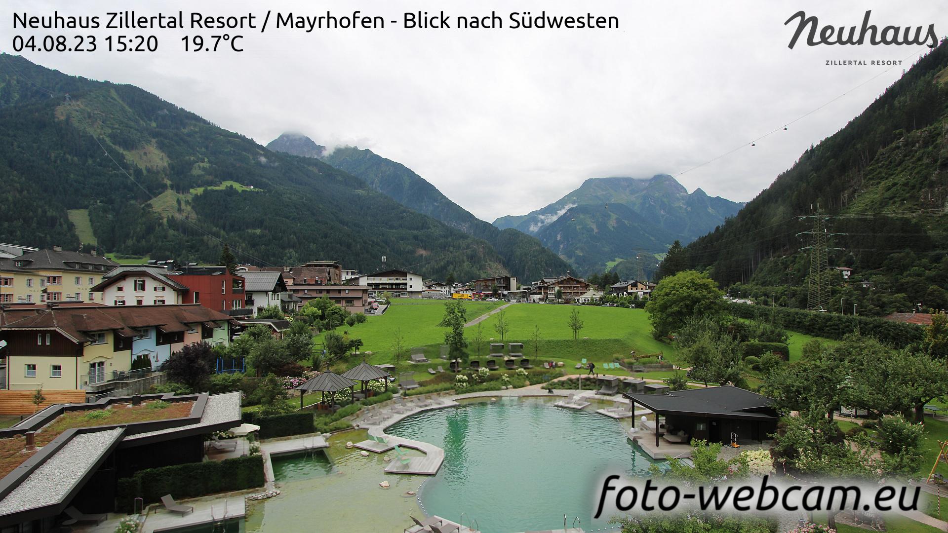 Mayrhofen Sun. 15:33