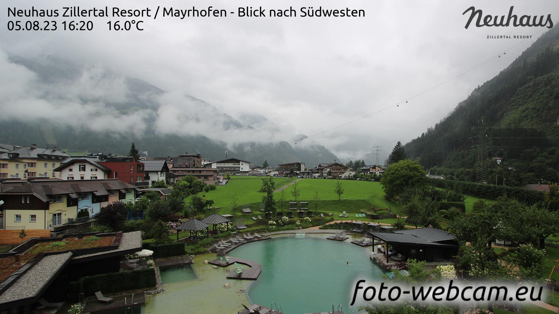 Mayrhofen Sun. 16:33
