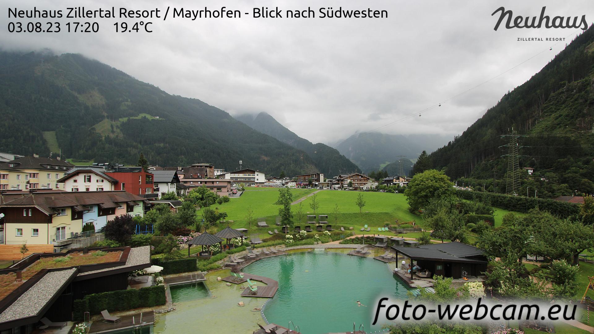 Mayrhofen Sun. 17:33