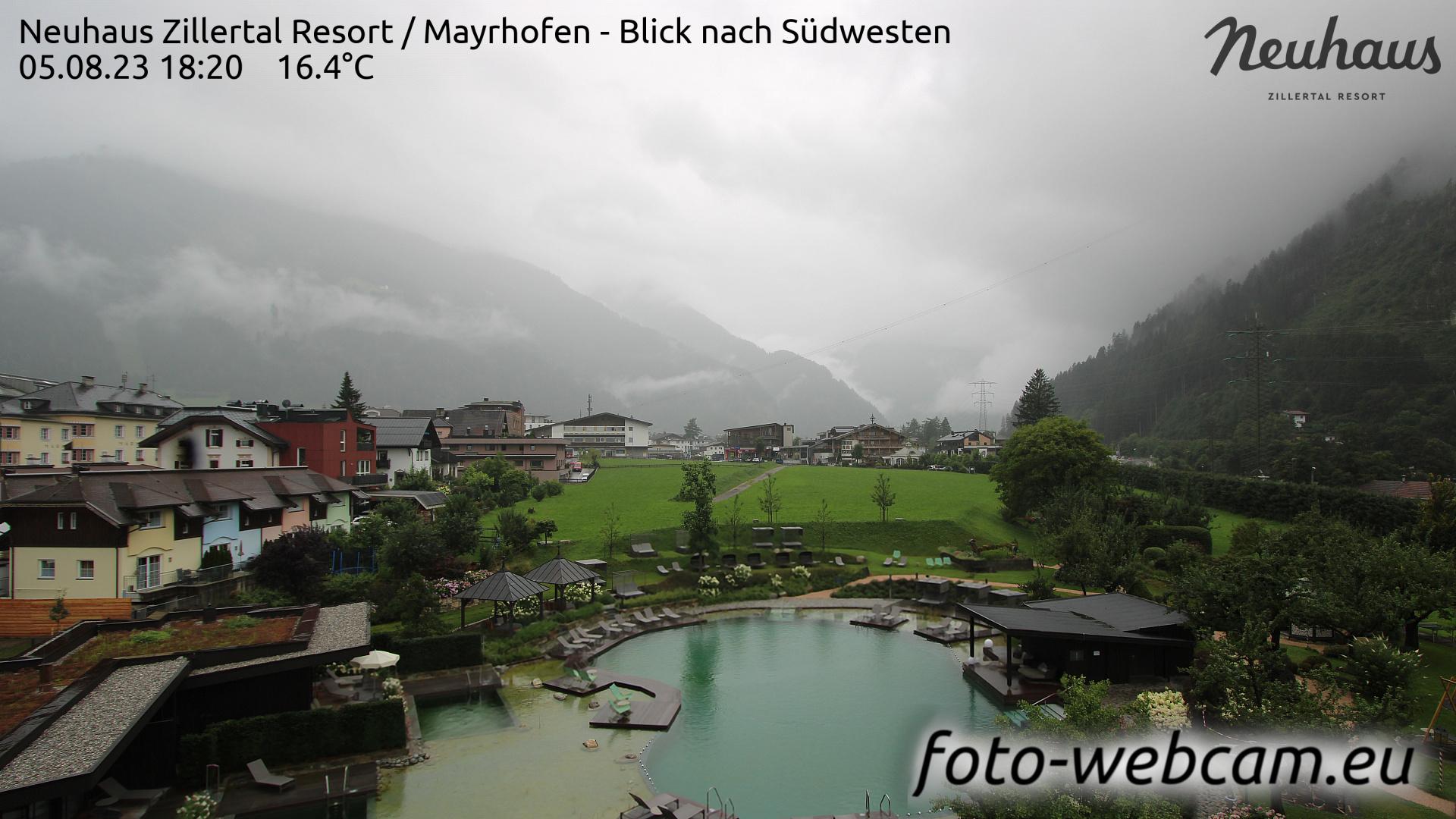 Mayrhofen Sun. 18:33