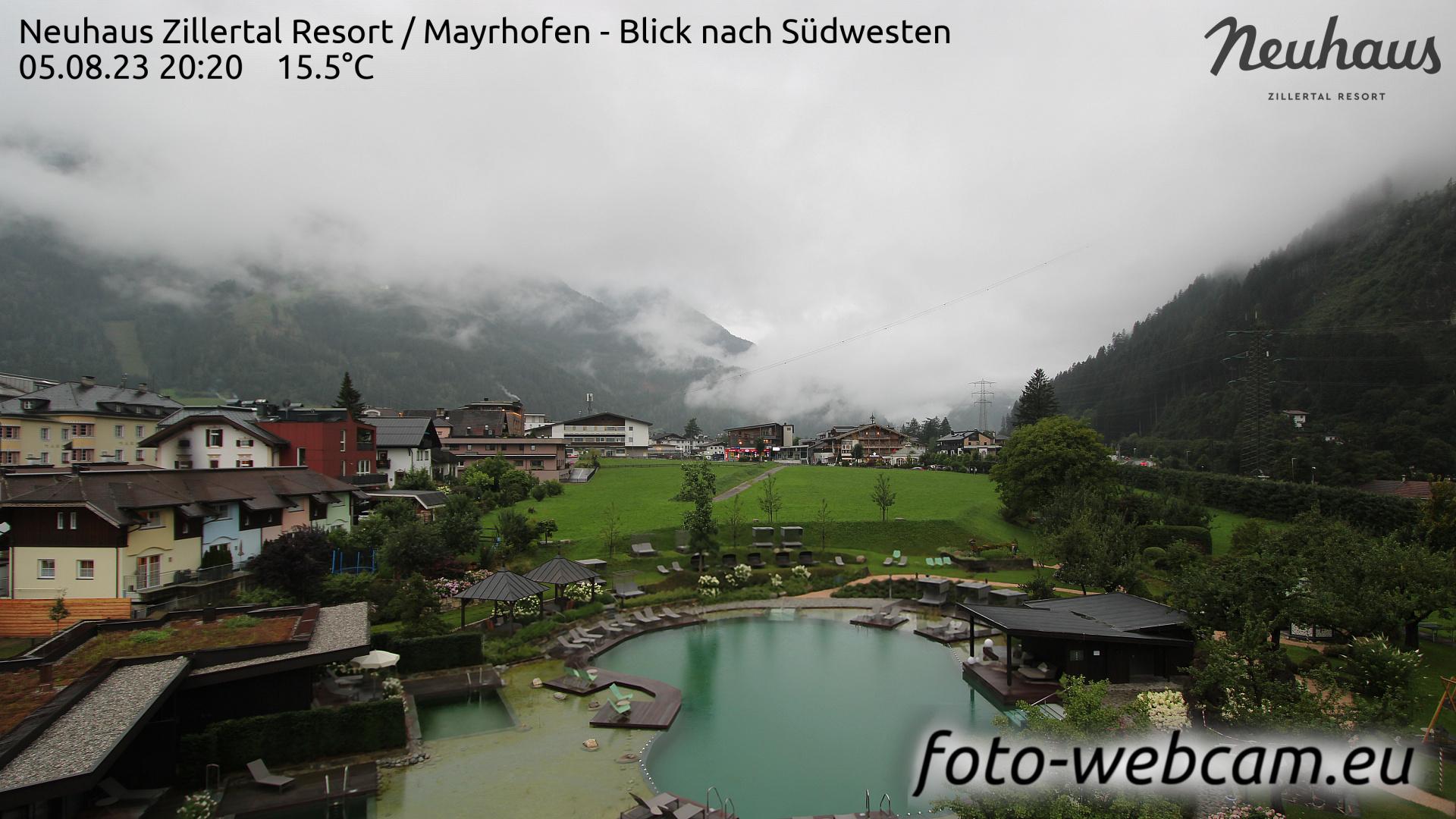 Mayrhofen Sun. 20:33