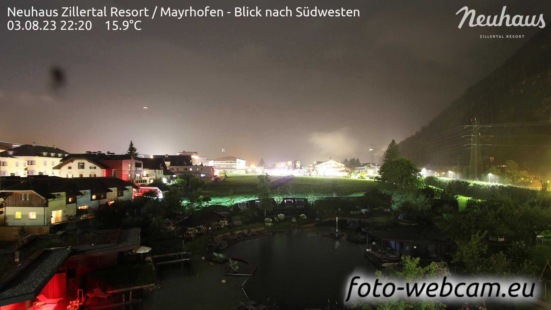 Mayrhofen Sun. 22:33