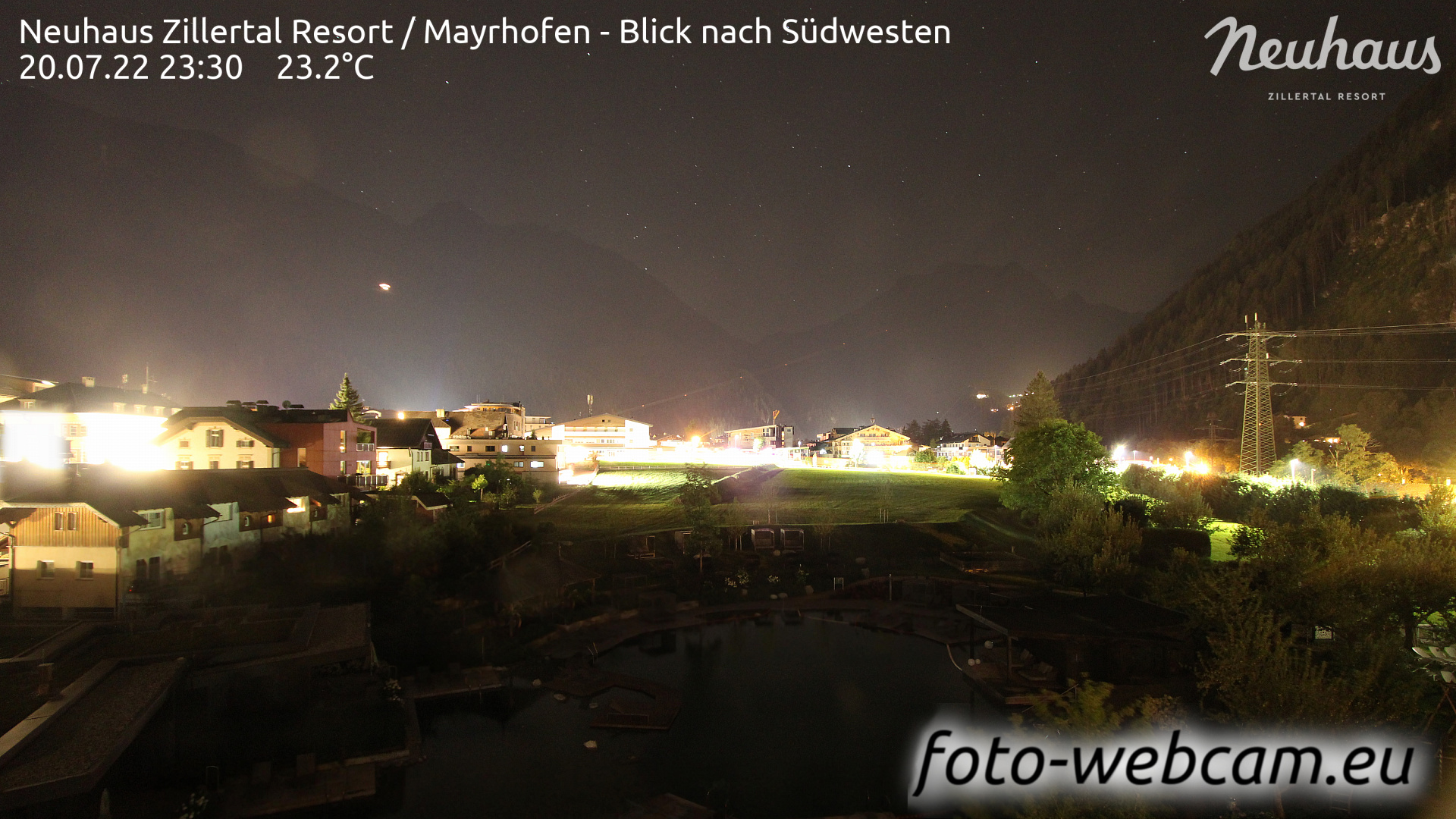 Mayrhofen Sun. 23:33