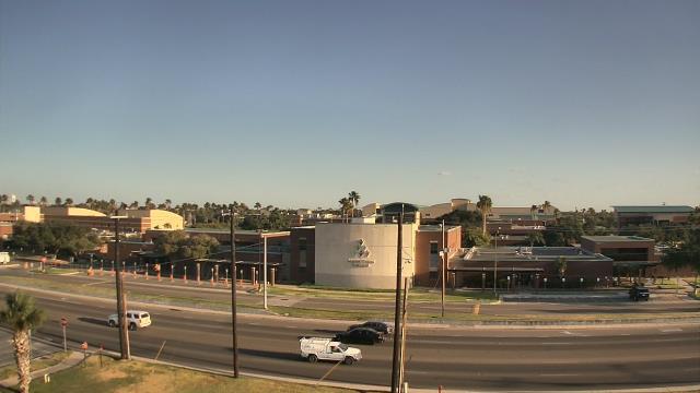 Webcam und Wetter in McAllen, USA: South Texas College