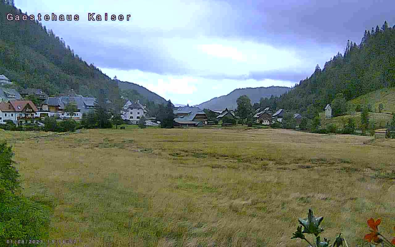 Menzenschwand-Hinterdorf Thu. 14:05