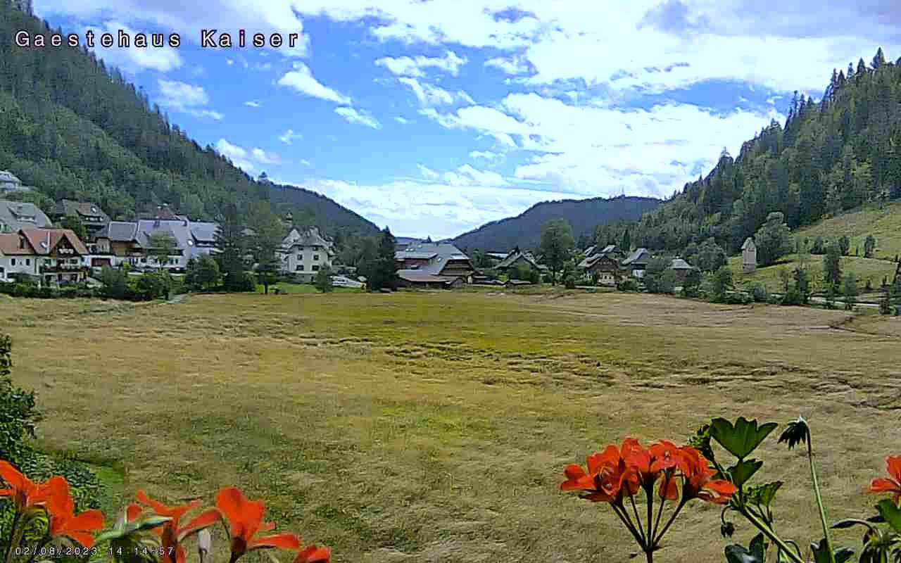 Menzenschwand-Hinterdorf Thu. 15:05