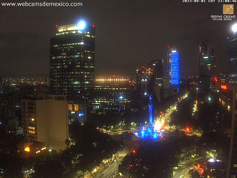 Mexico City Sat. 00:03