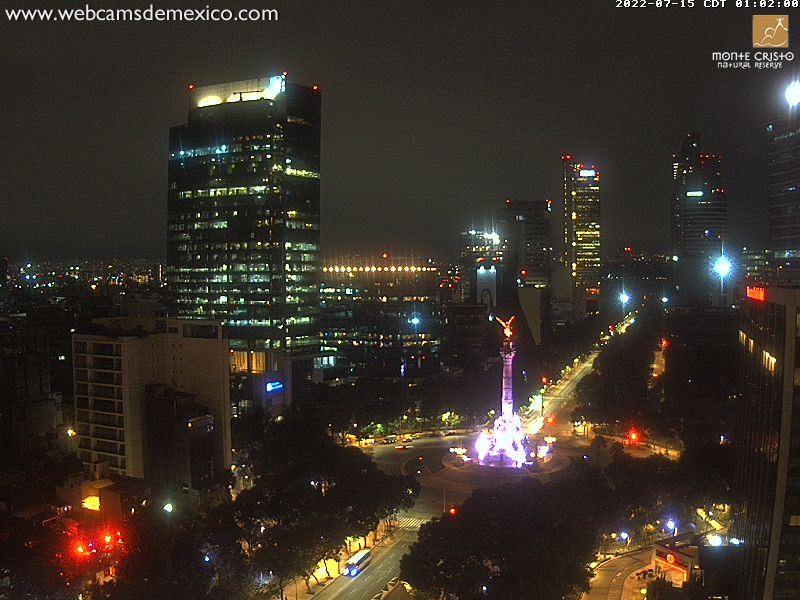 Mexico City Sat. 01:03