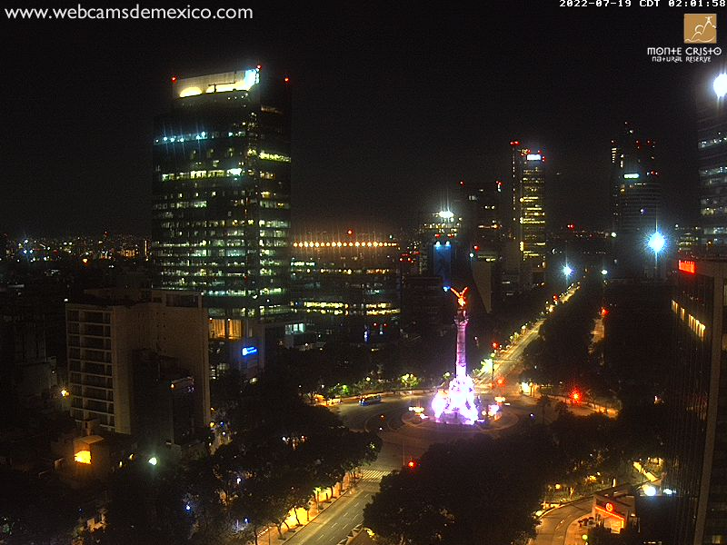 Mexico City Sat. 02:03