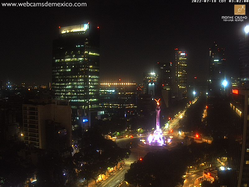 Mexico City Sat. 03:03