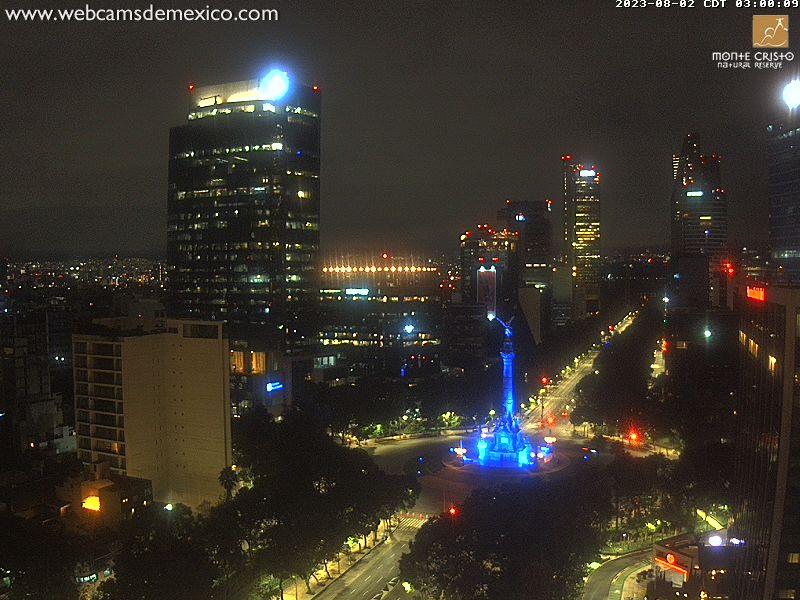 Mexico City Sat. 04:03