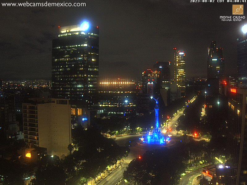 Mexico City Sat. 05:03