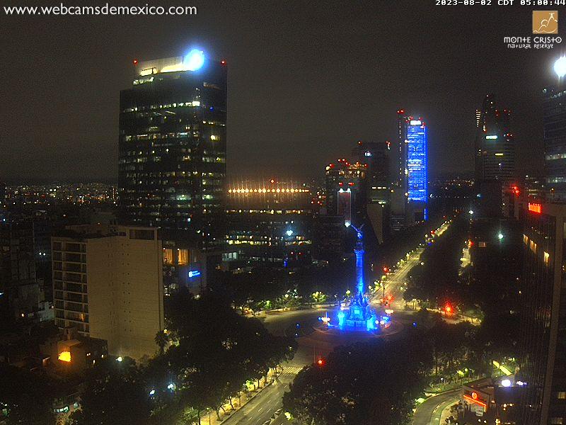 Mexico City Sat. 06:03