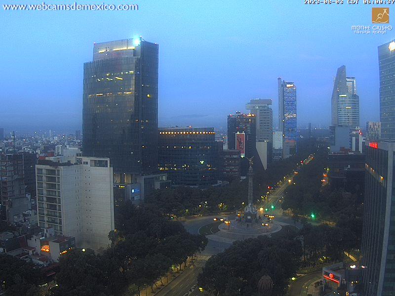 Mexico City Sat. 07:03
