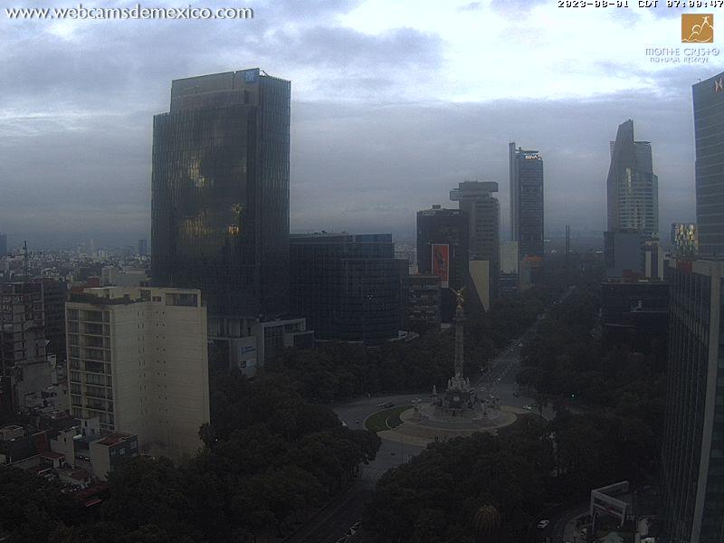 Mexico City Sat. 08:03