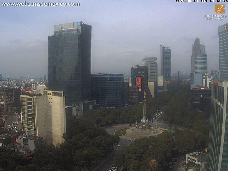Mexico City Sat. 10:03