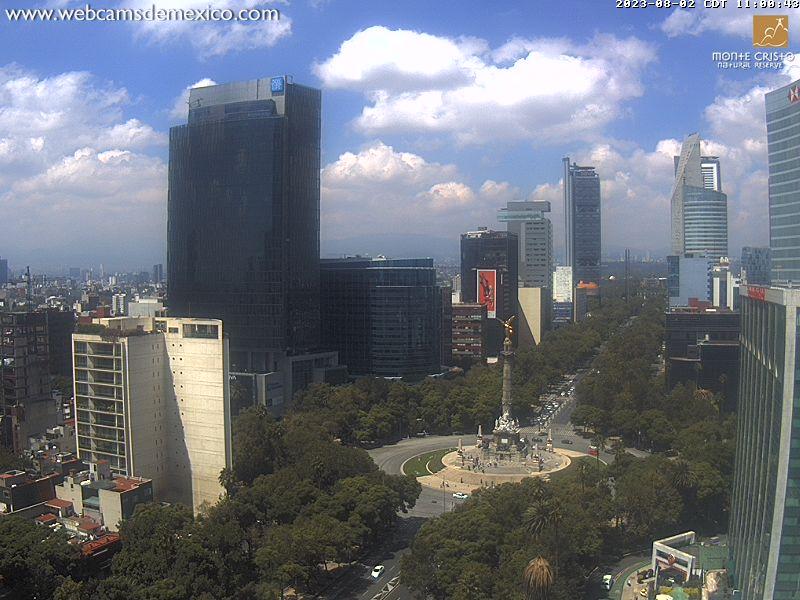 Mexico City Fri. 12:03