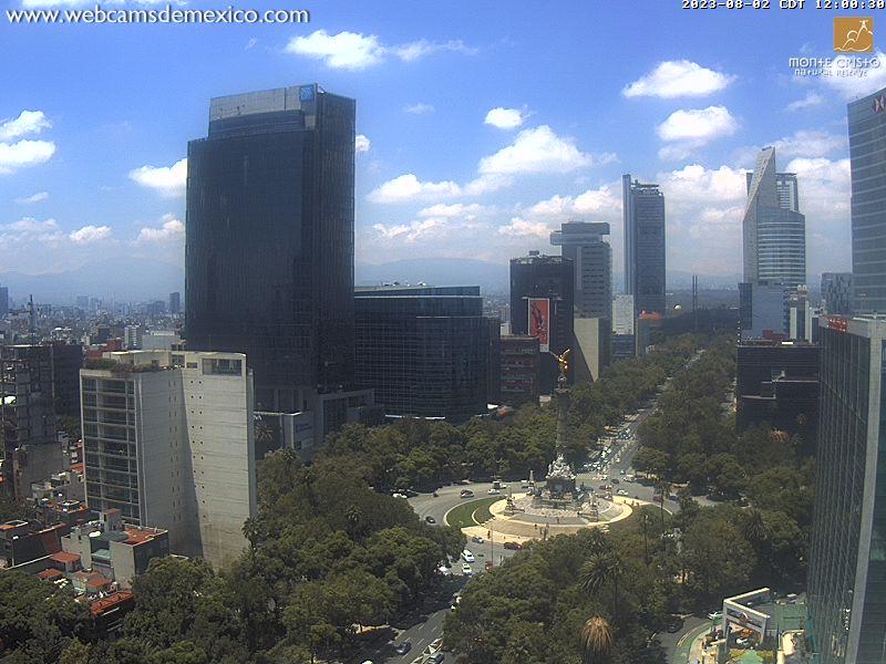 Mexico City Fri. 13:03