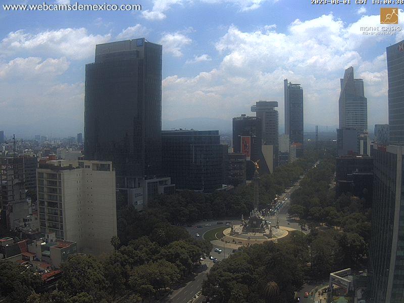 Mexico City Fri. 15:03