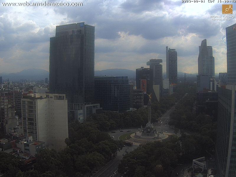 Mexico City Fri. 17:03