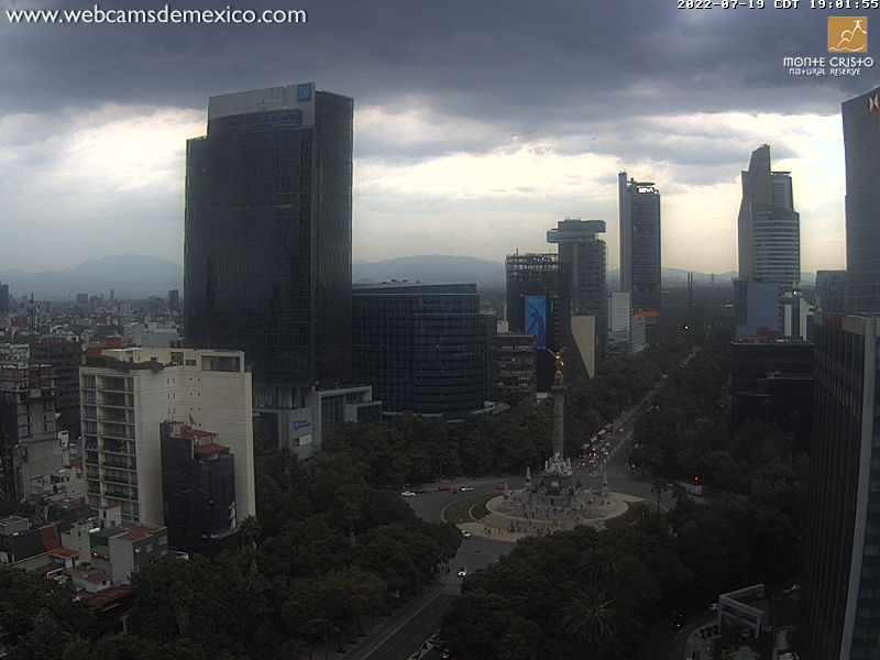 Mexico City Fri. 19:03