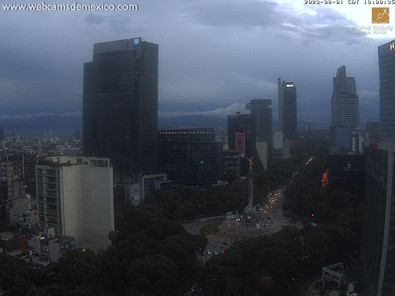 Mexico City Fri. 20:03