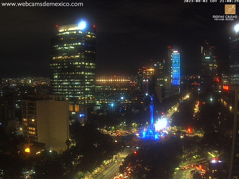 Mexico City Fri. 22:03