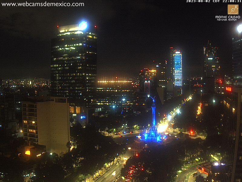 Mexico City Fri. 23:03