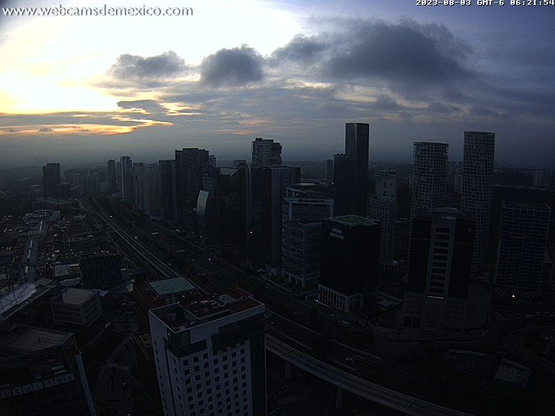 Mexico City Mo. 07:21