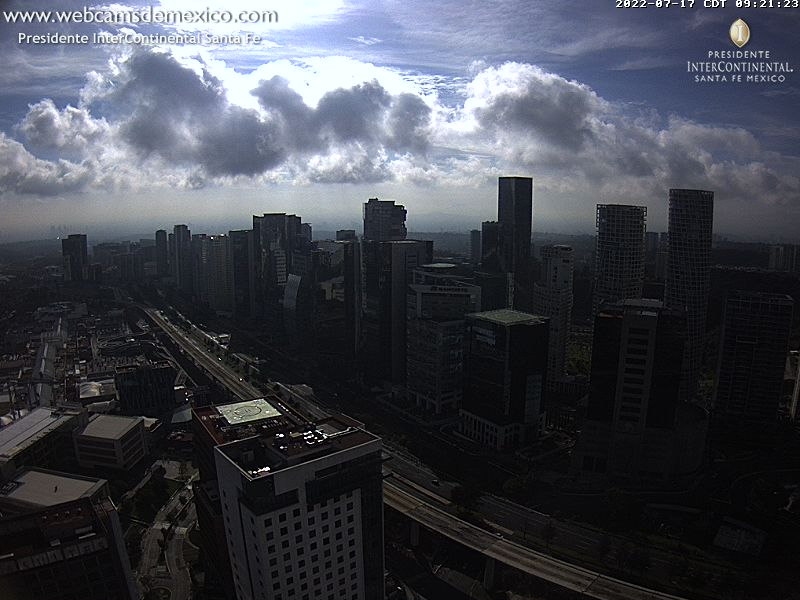 Mexico City Mo. 09:21