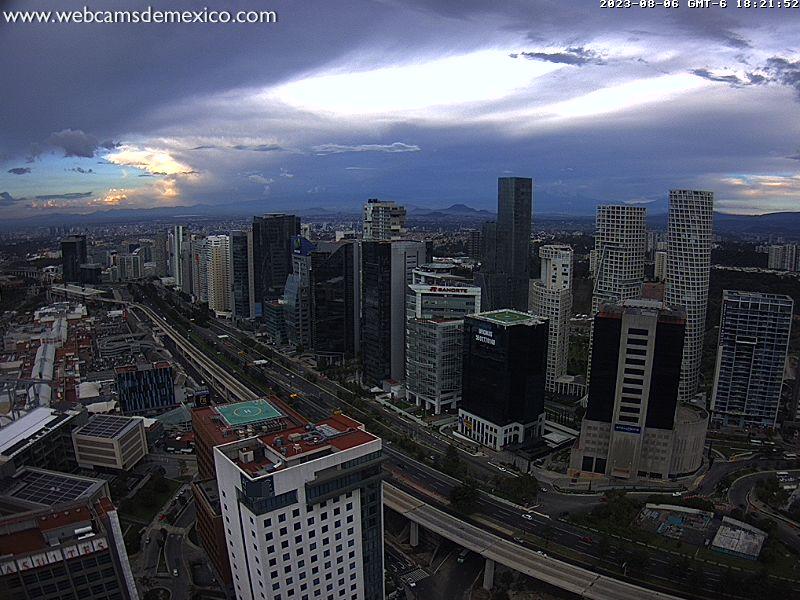Mexico City Mo. 19:21