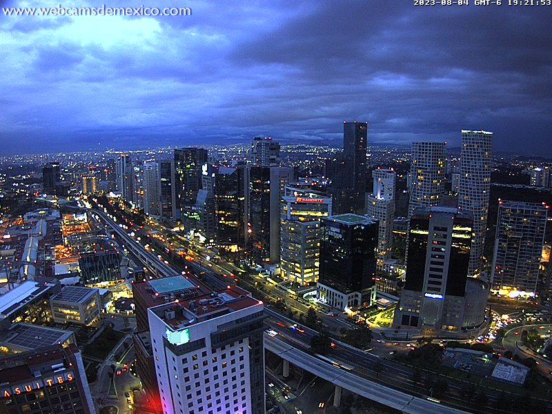 Mexico City Mo. 20:21