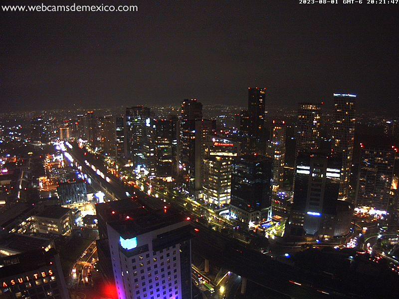 Mexico City Mo. 21:21