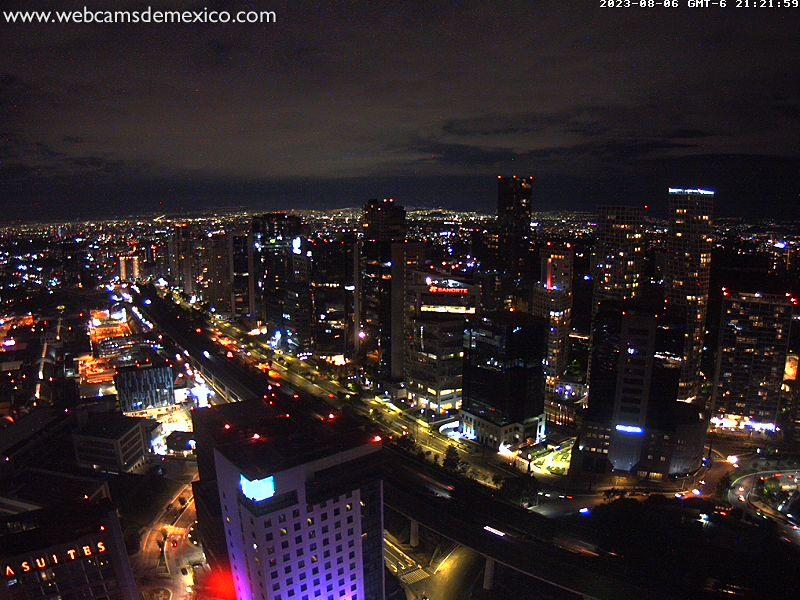 Mexico City Mo. 22:21