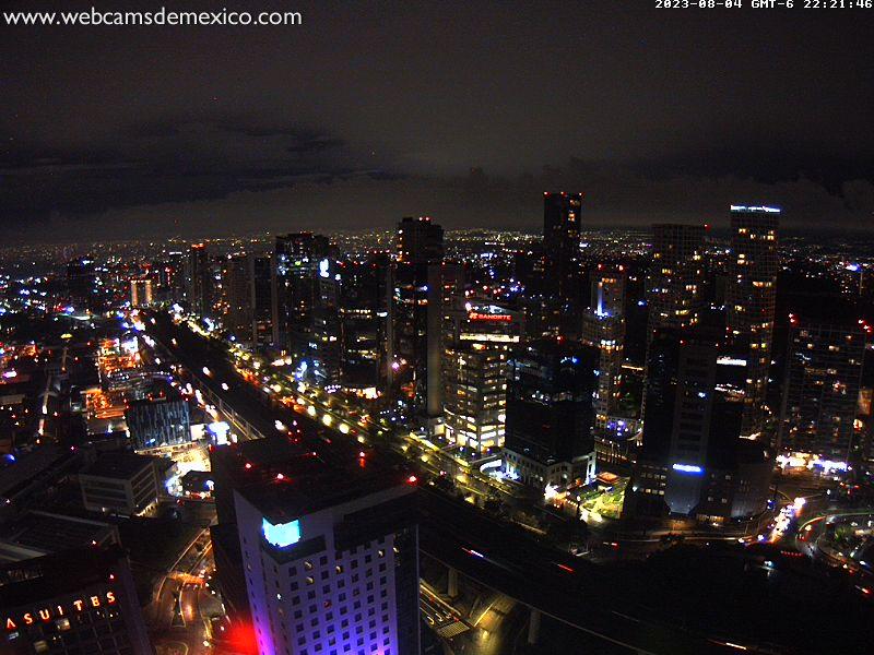 Mexico City Mo. 23:21