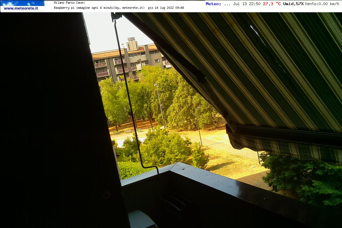 Webcam Milano 11