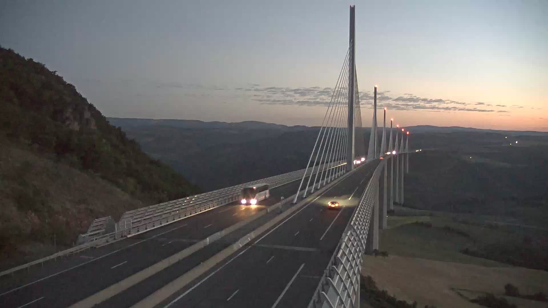Millau Viaduct Wed. 05:47