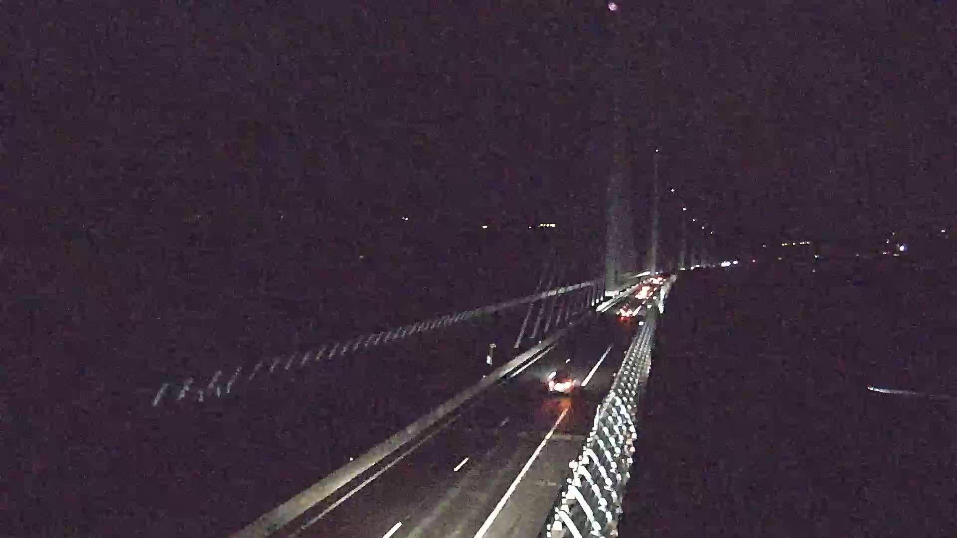 Millau Viaduct Tue. 22:49