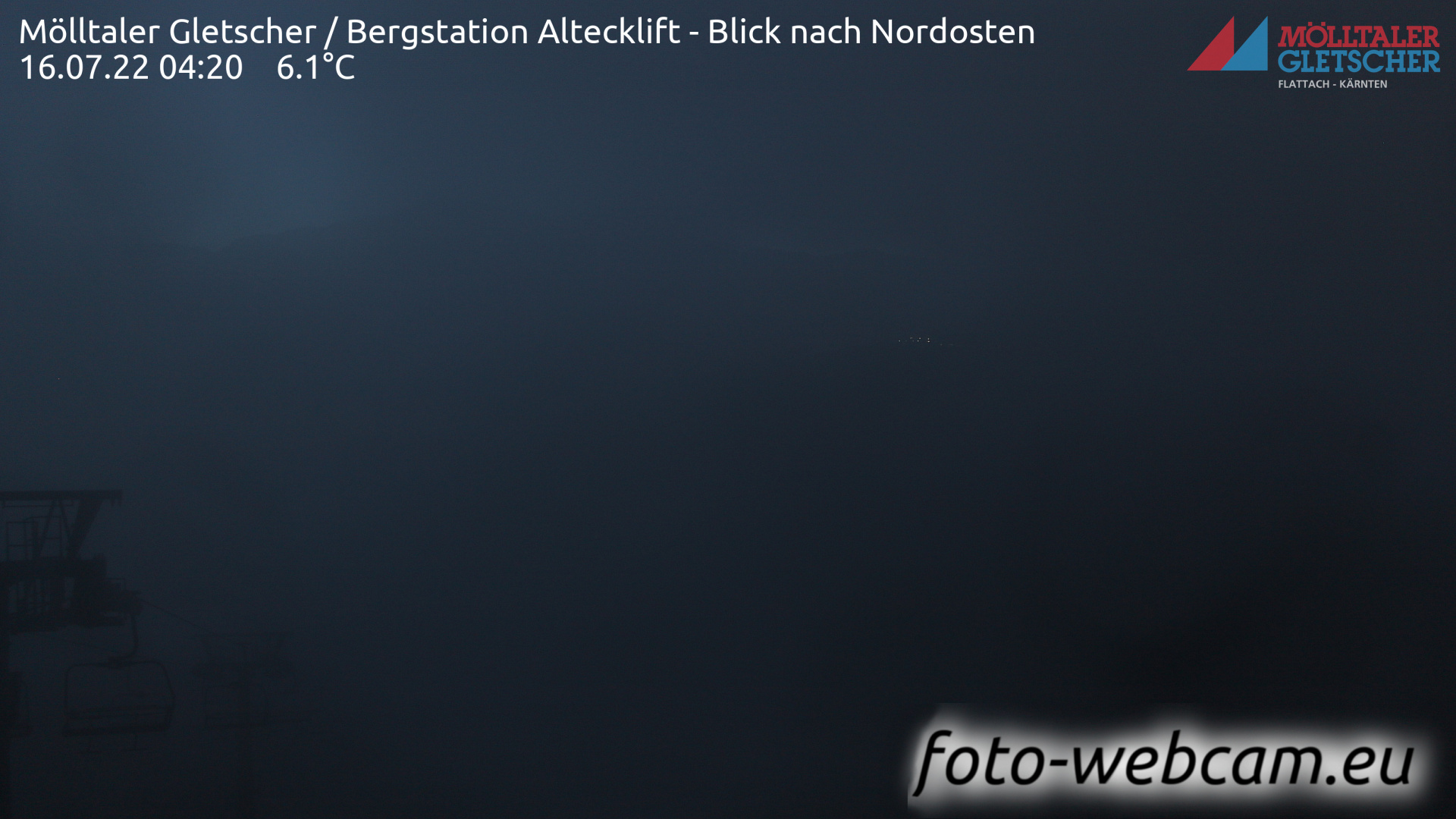 Mölltaler Gletscher Fr. 04:32