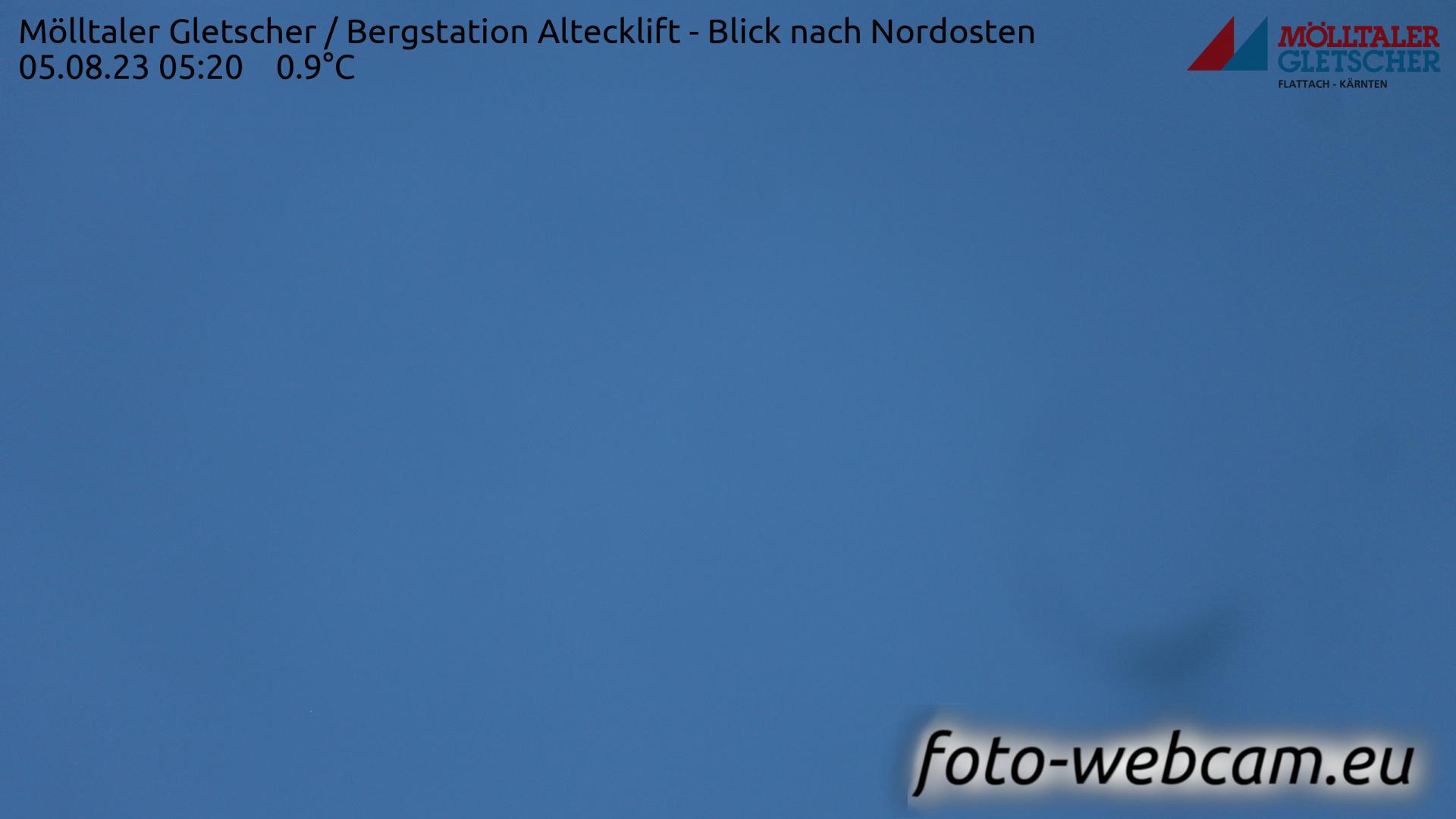 Mölltaler Gletscher Fr. 05:32