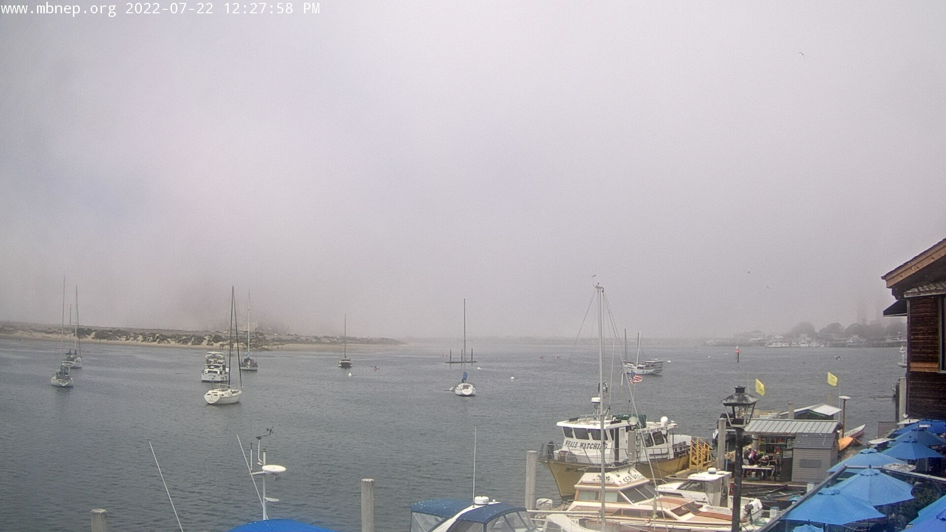Morro Bay , California Sun. 12:30